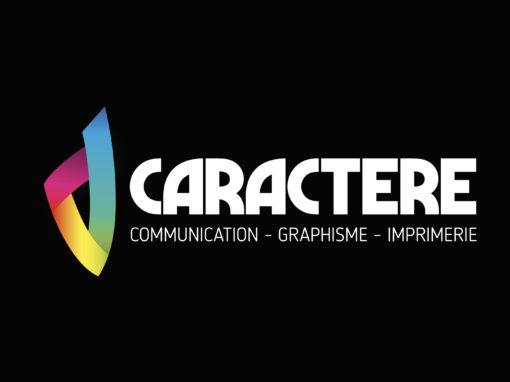 Logotype Caractère